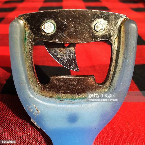 Close-Up of Can Opener