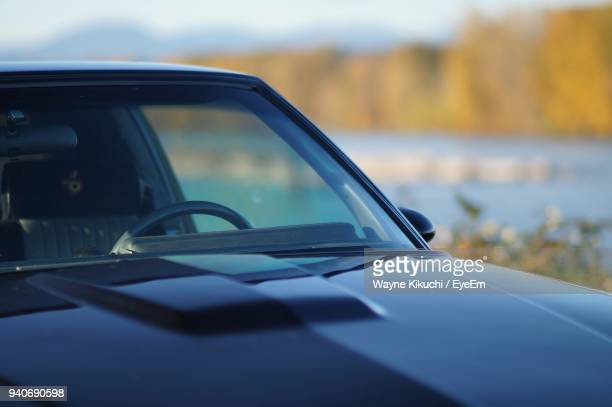 close-up of car - windshield stock pictures, royalty-free photos & images