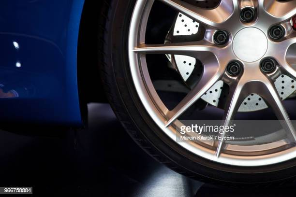 close-up of car tire - wheel stock pictures, royalty-free photos & images