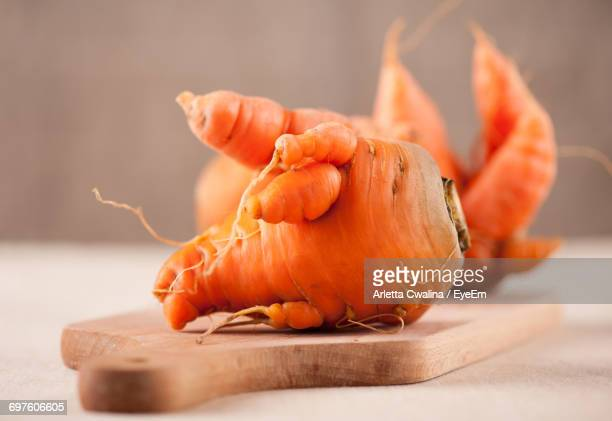 close-up of carrots - protruding stock pictures, royalty-free photos & images