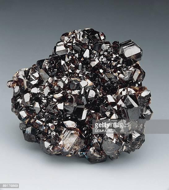 Closeup of cassiterite