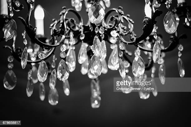 Close-Up Of Chandelier