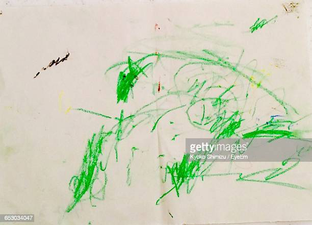 close-up of child drawing - kids art stock pictures, royalty-free photos & images