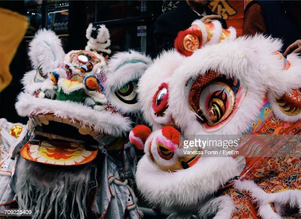 close-up of chinese dragons - chinese dragon stock pictures, royalty-free photos & images