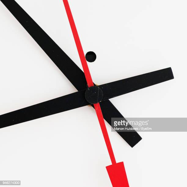 close-up of clock - clock face stock pictures, royalty-free photos & images