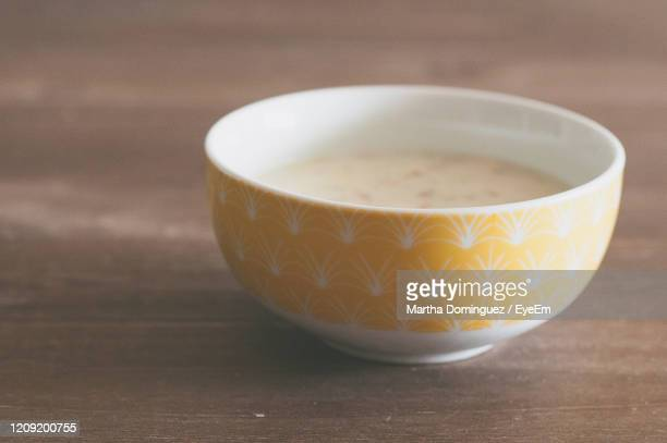 close-up of coffee cup on table - sopa images stock pictures, royalty-free photos & images