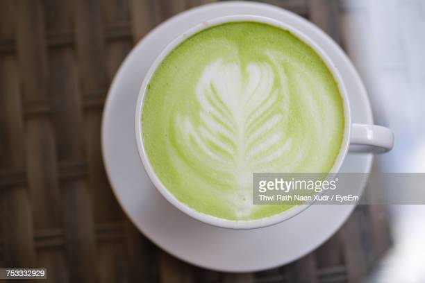 close-up of coffee drink on table - coffee drink stock pictures, royalty-free photos & images