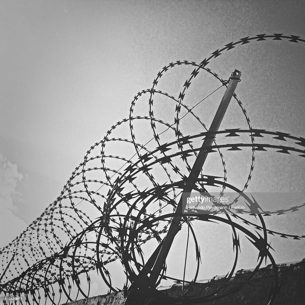 Magnificent Military Razor Wire Photos - Electrical Circuit Diagram ...