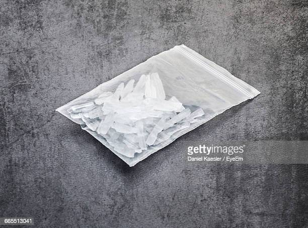 close-up of crystal meth - methamphetamine stock photos and pictures