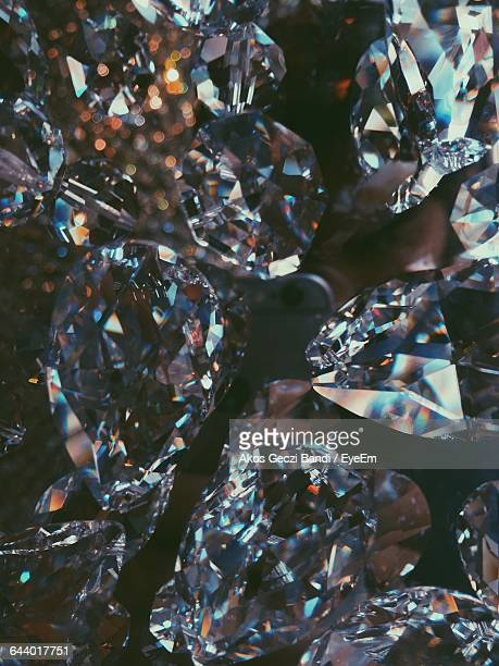 close-up of crystals - eyeem collection stock photos and pictures