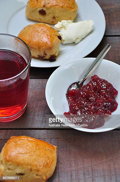 close-up of dessert served in plate - nathalie pellenkoft stock pictures, royalty-free photos & images