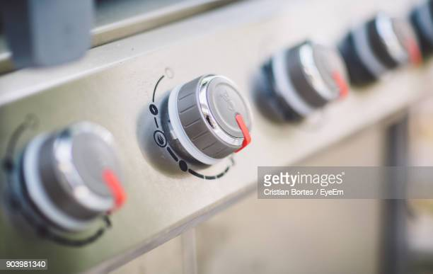 close-up of dials on machinery - bortes stock pictures, royalty-free photos & images