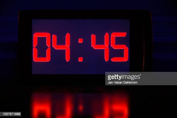 60 Top Digital Clock Pictures, Photos, & Images - Getty Images