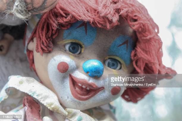 close-up of doll - doll stock pictures, royalty-free photos & images