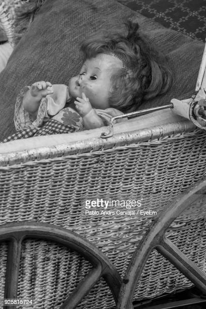 close-up of doll - carvajal stock photos and pictures