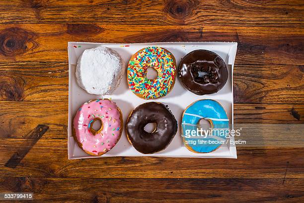 close-up of doughnuts - donut stock pictures, royalty-free photos & images