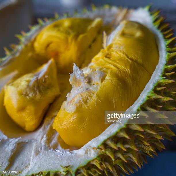 Close-Up Of Durian