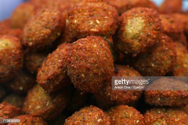 Close-Up Of Falafel