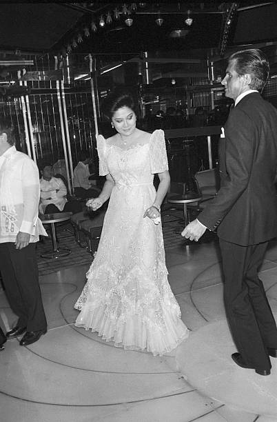 Close-up Of Ferdinand And Imelda Marcos Pictures | Getty Images