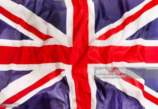 close-up of flag - union jack stock pictures, royalty-free photos & images