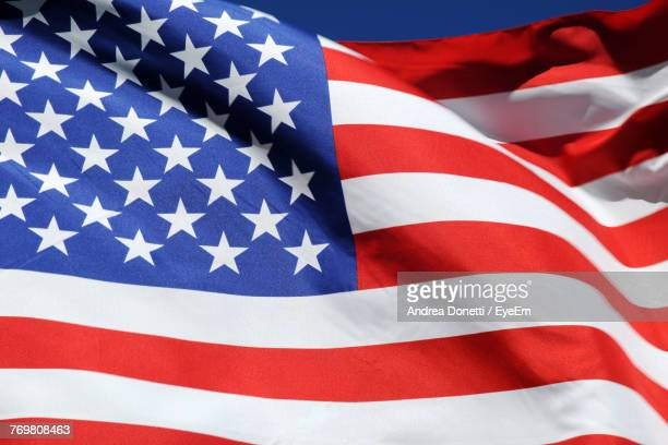 close-up of flag - american flag background stock pictures, royalty-free photos & images