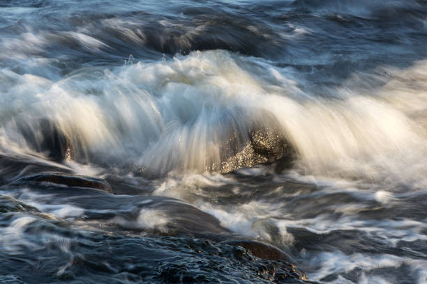 Close-Up Of Flowing Water