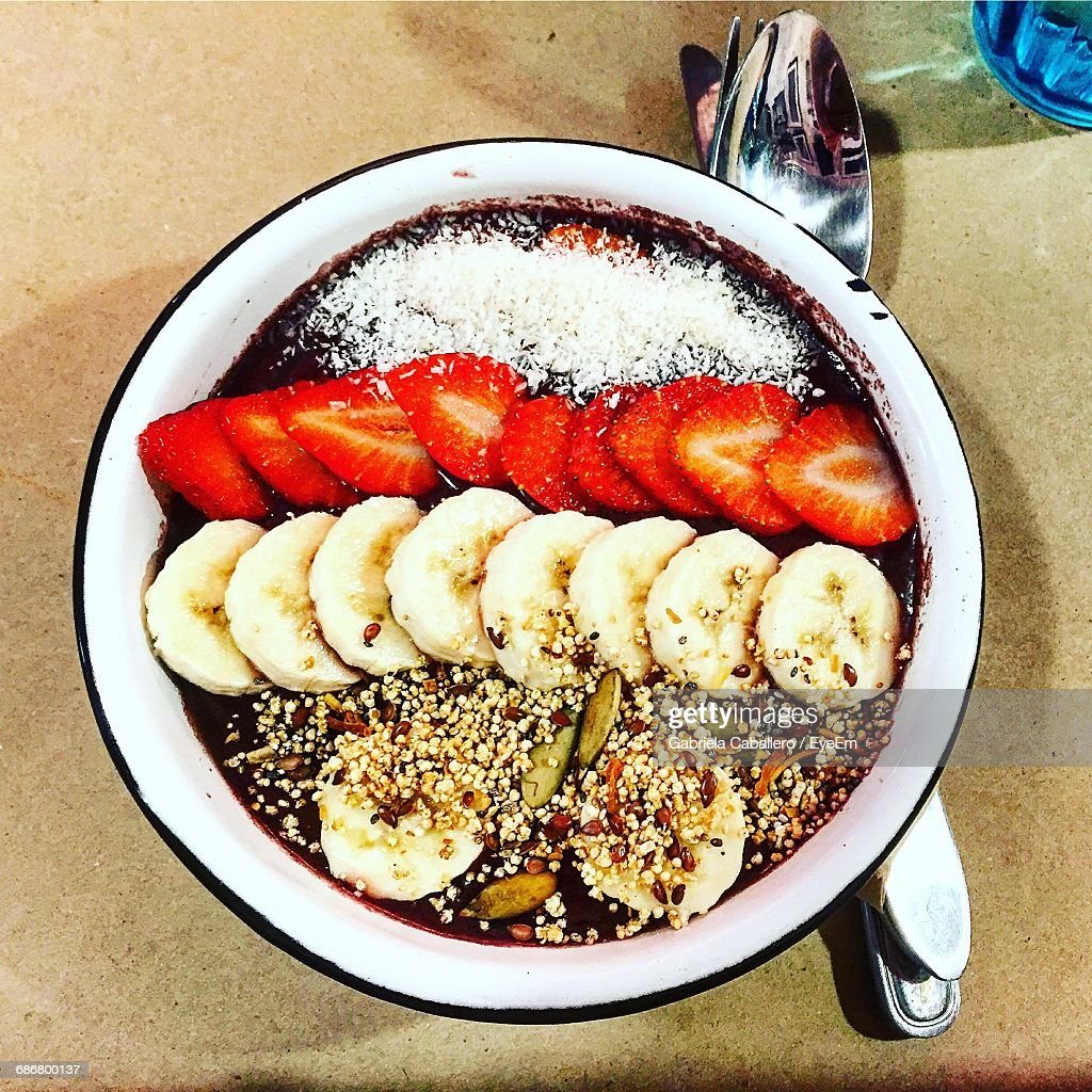 Acai bowls are still dominating the healthy world, especially with the wide spread of toppings you can choose from.