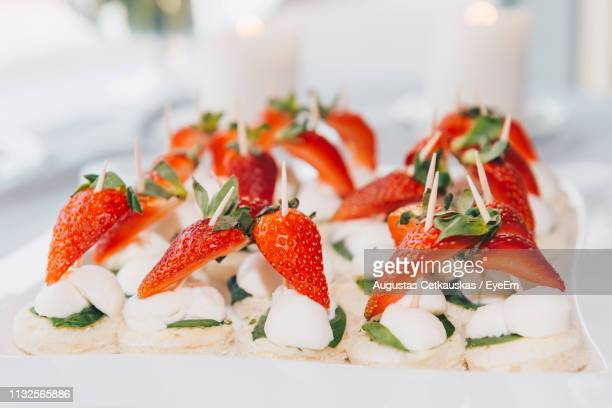 close-up of food in plate - cetkauskas stock pictures, royalty-free photos & images