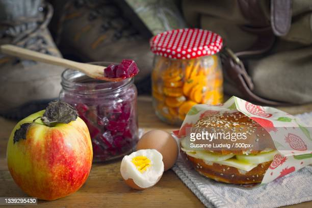 close-up of food on table,germany - susanne ludwig stock pictures, royalty-free photos & images