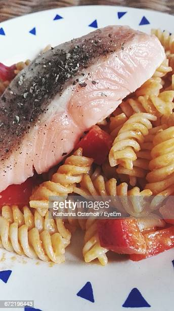 60 Top Pasta With Salmon Pictures, Photos and Images - Getty