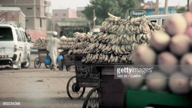 close-up of fruits for sale at market - sudan stock pictures, royalty-free photos & images