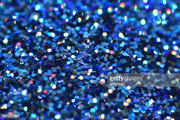 Close-up of glitter