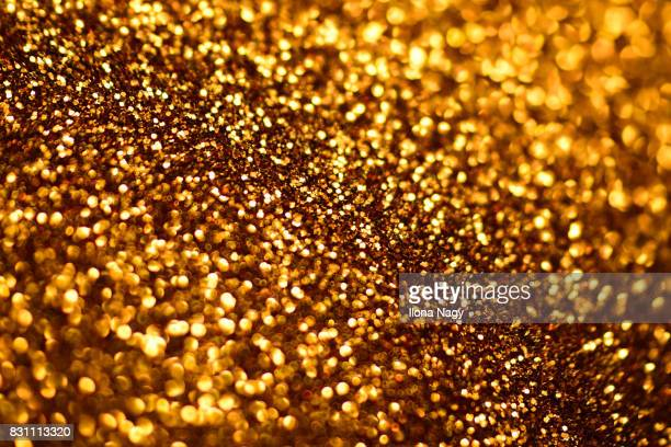 Close-up of glitter