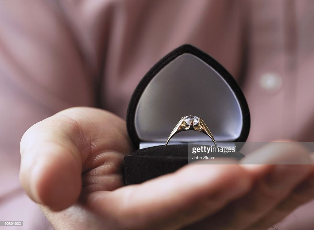 Engagement Ring Stock Photos and Pictures | Getty Images