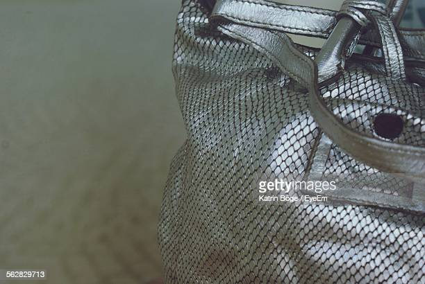 Close-Up Of Handbag