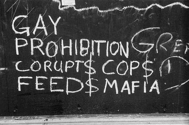 NY: Pride: 28th June 1969 -The Stonewall Riots