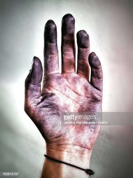 close-up of human hand - unhygienic stock pictures, royalty-free photos & images