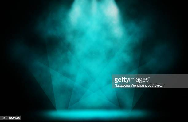 close-up of illuminated stage light - stage light stock pictures, royalty-free photos & images