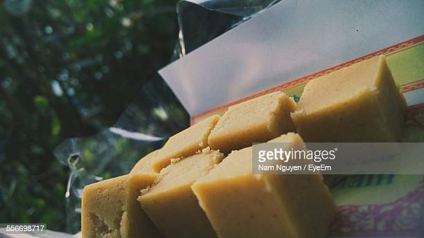 Close-Up Of Indian Sweets