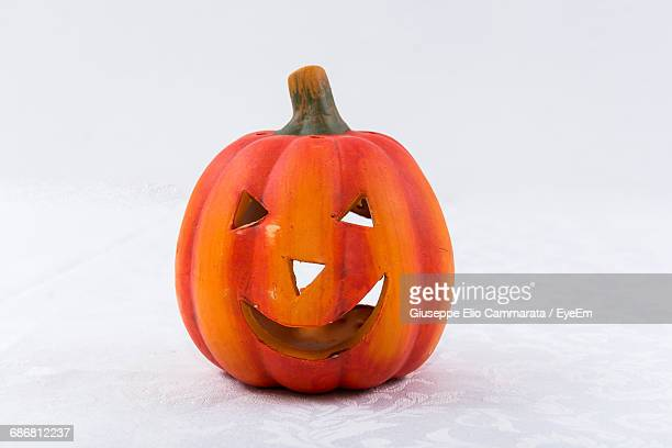 close-up of jack o lantern - cammarata stock photos and pictures