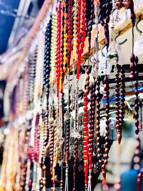 Close-Up Of Jewelries For Sale