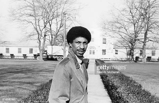 Closeup of John Artis at Leesburg State Prison Leesburg New Jersey December 28 1978 Along with boxer Ruben 'Hurricane' Carter Artis was convicted...