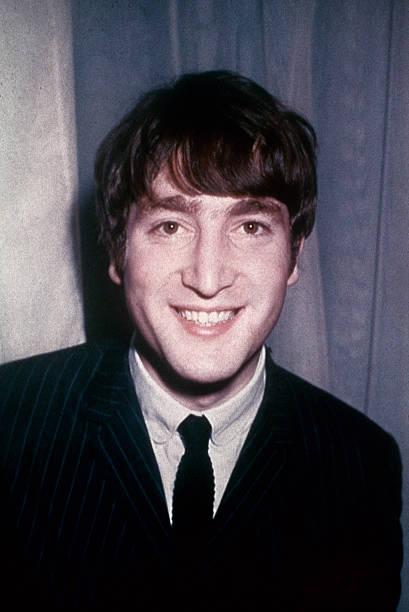 John Lennon Smiling Pictures
