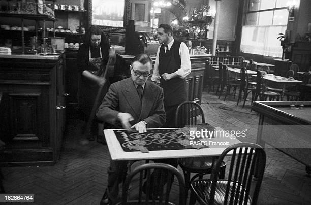 CloseUp Of Julien Duvivier 3 mars 1955 le réalisateur Julien DUVIVIER revient à Lille la ville de son enfance et pour la projection en avantpremière...