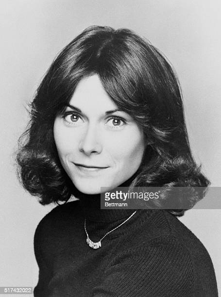 Closeup of Kate Jackson actress in Charlie's Angels TV show
