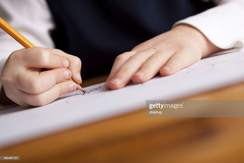 Writing Hands