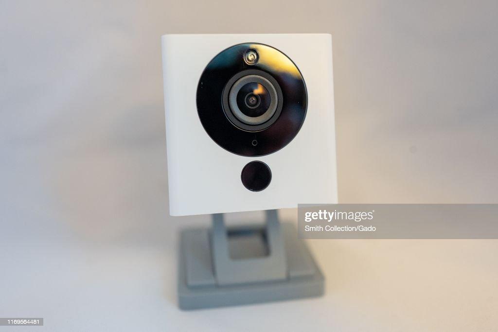 Wyze Surveillance Camera : News Photo