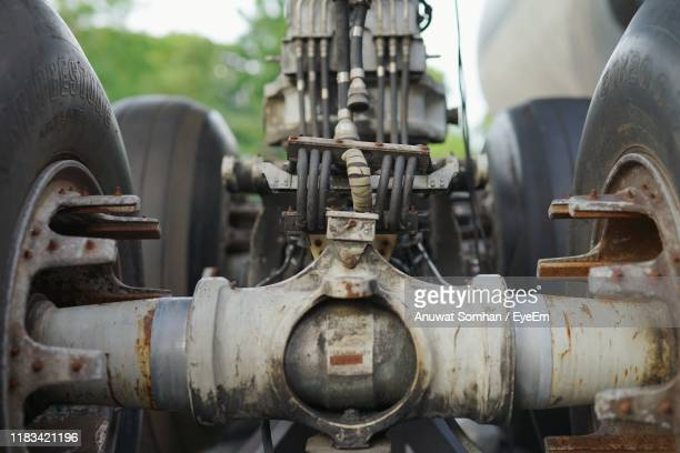 close-up of machine part - anuwat somhan stock photos and pictures