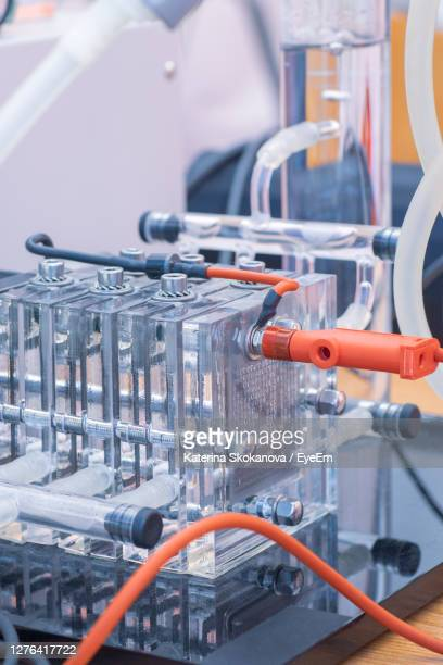 close-up of machine part - fuel cell stock pictures, royalty-free photos & images