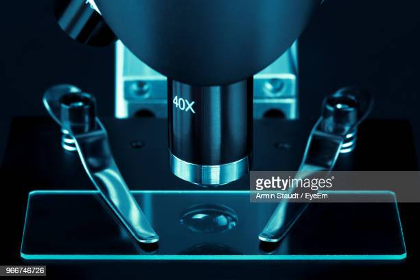 close-up of machine part - place of research stock pictures, royalty-free photos & images